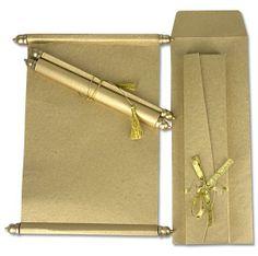 Scroll wedding cards scroll wedding invitations Scroll Wedding Invitations, Scroll Invitation, Wedding Invitation Cards