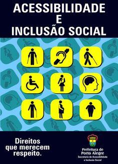 A Secretaria Municipal de Acessibilidade e Inclusão Social ~ PcD On-Line