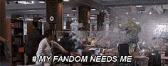 Fandoms Unite! | The 13 Stages Of Joining A New Fandom exactly what happened with Hannibal