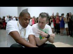 """Já viu o trailer de """"Picasso Baby: A Performance Art Film"""", do rapper Jay Z?"""