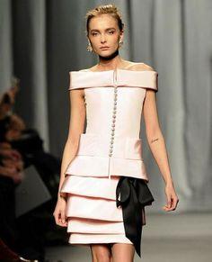 Paris Haute Couture: Chanel spring/summer 2011