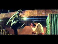 Donnie Yen and Wu Jing fights HD [甄子丹和吴京打斗]