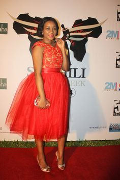 Kiki's Fashion: Swahili Fashion Week day 2