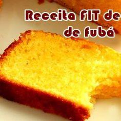 Gf Recipes, Gluten Free Recipes, Sweet Recipes, Healthy Recipes, Bolos Light, Tortas Low Carb, Healthy Cake, Sugar Free Desserts, Cupcake Cakes
