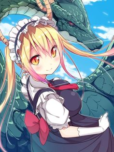 Tohru/Miss Kobayashi san chi no maid dragon