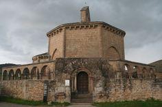 Sta. María de Eunate, Navarra