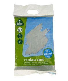 Rainbow Coloured Play Sand - 5kg Bag