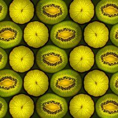 x x x ~ 'kiwis & limes Fractal Patterns, Textile Patterns, Print Patterns, Natural Forms, Natural Texture, Natural Wonders, Photo Pattern, Pattern Design, Kirigami