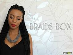 Box Braids | Ma routine soin - YouTube