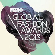 WGSN Global Fashion Awards 2013