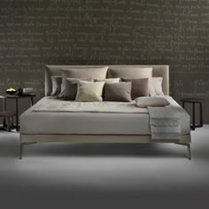 Double beds-Beds and bedroom furniture-Feel Good Bed-Flexform