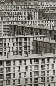 mpdrolet:  Sarcelles, 1966 Jacques Windenberger