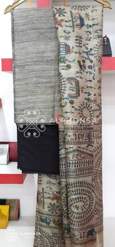 MATKA SILK WITH PURE DUPATTA