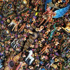 ▲ Árbol de la Vida▲ #VioArtStudio #diseñomexicano #pottery #barrometepec #pintadoamano #miniaturas