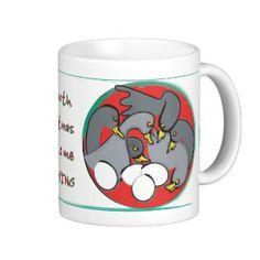 Day 6 - 12 Days of Christmas Coffee Mug