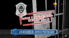 """Informe """"Los negocios del servicio penitenciario"""" de H.Macchiavelli en """"..."""
