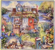 Kim Jacobs ~ Morningside Cottage