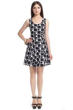 REVEL: Sabrina Dress