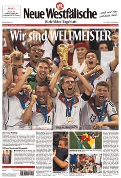 Germany 1 - Argentina 0 (World Cup Final)