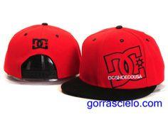 Comprar Baratas Gorras DC Shoes Snapback 0011 Online Tienda En Spain.