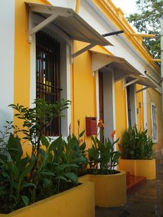 The French Quarter Charm Of Pondicherry Http Jouljet Blo