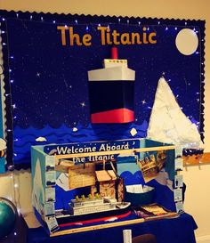 Titanic display -KS1