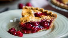 Najlakši recept za američku pitu s višnjama Best Cherry Pie Recipe, Homemade Cherry Pies, Tortillas Veganas, Pie Crust From Scratch, How To Make Pie, Candy Cakes, Gingerbread Cake, Relleno, Pie Recipes