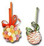 Candy Ball Christmas Decorations