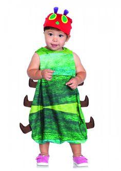 Leg+Avenue+2+PC+Hungry+Little+Caterpillar+Costume+Size+12+Months-18+Months