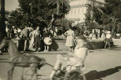 Cheval Bois LA Croisette À Cannes 1956