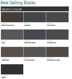 Charcoal Or Black Kelly Moore High Gloss Interior Paint