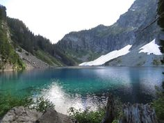 Hike to Lake Serene on a beautiful September day - Photo Credit-  Jude Kiander    www.WashingtonStateDestinations.com