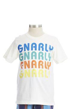 Peek 'Gnarly' T-Shirt (Toddler Boys, Little Boys & Big Boys)