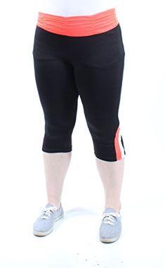 Joe Wenko Women Stylish Irregular Yoga Split Stretch Low Waist Gym Ankle Wide Leg Pants