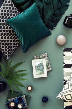 Housse de coussin en velours | H&M