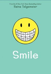 Smile/Sisters Box Set by Raina Telgemeier  http://www.scholastic.ca/books/view/smilesisters-box-set