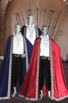 Medieval Renaissance Royal Style Cape Cloak for King or Knight Handmade | eBay