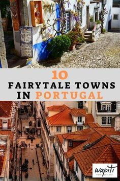 10 charming small towns in Portugal you must visit These charming small towns in Portugal are absolutely worth a visit. Take a look at these beautiful towns to discover which one you would like to visit. Best Places In Portugal, Visit Portugal, Spain And Portugal, Beautiful Places To Visit, Cool Places To Visit, Places To Travel, Travel Destinations, Travel Tips, Portugal Vacation