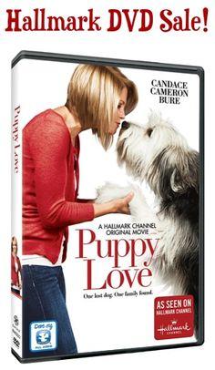 Hallmark Puppy Love