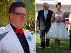 Another handsome groom and pretty bride make special wedding memories!  Congrats, Katie & Tommy!