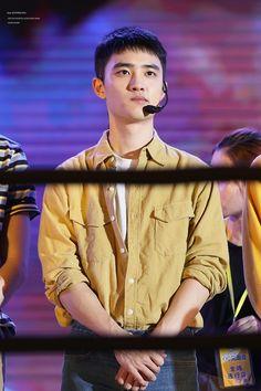 160824 #Kyungsoo #EXO Kang Shifu fanmeet