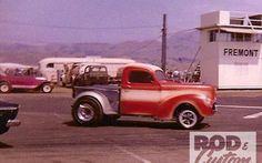 1941 Willys Pickup5az Mura Bros