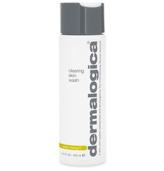 Dermalogica MediBac Clearing Skin Wash is a non-irritating, naturally-foaming cleanser for around-the-clock control of breakouts, comedones and excess surface oils. Skin is left clean and prepped for optimal absorption of acne control treatment ingredients.