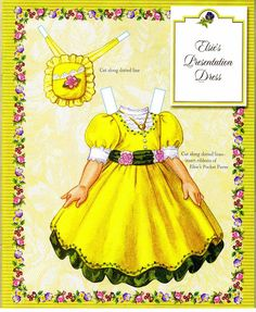 Elsie Paper Doll Collection.This From isanere1 - MaryAnn - Picasa Web Albums