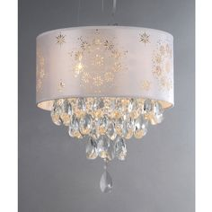 Rayan Crystal Chandelier