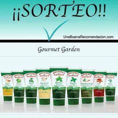Sorteo Lote Gourmet Garden