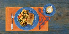 Southwest Tofu Scramble