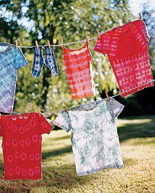 A tie-dye primer that guarantees summer fashion and fun.