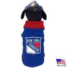 New York Rangers Weather-Resistant Blanket Pet Coat#dogs #puppy #dogstuff
