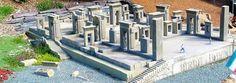 Persepolis Model in Canberra,